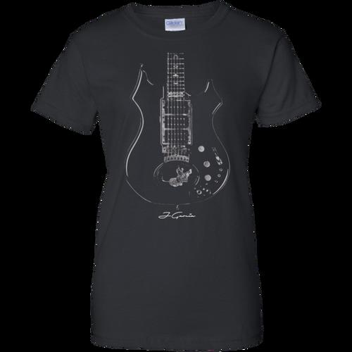 Nice Shirt Grateful Dead Steal - Steal Your Face - Jerry Garcia Guitar Ladies' T-Shirt
