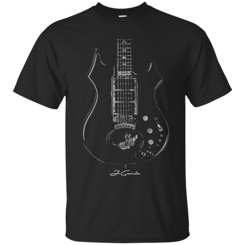 Perfect Grateful Dead Steal - Steal Your Face - Jerry Garcia Guitar T-Shirt