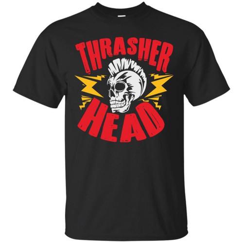 Fantastic Thrasher Head T-shirt