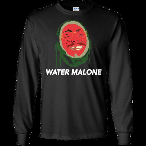Post Malone � Water Malone funny shirt shirt