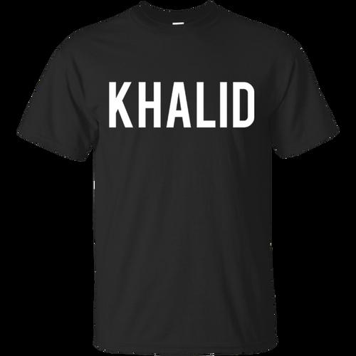 Trending tees Khalid T shirt hoodie sweater