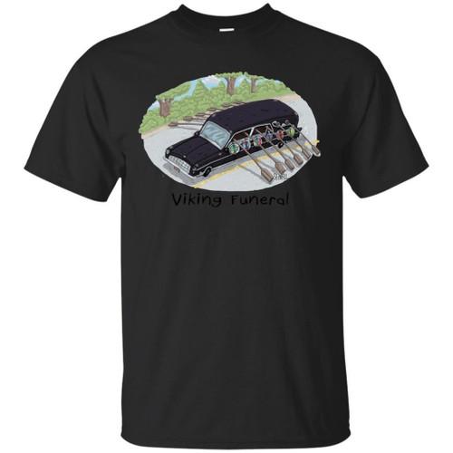 Viking Funeral T-Shirt