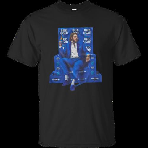 Post Malone for Bud Light T-Shirt