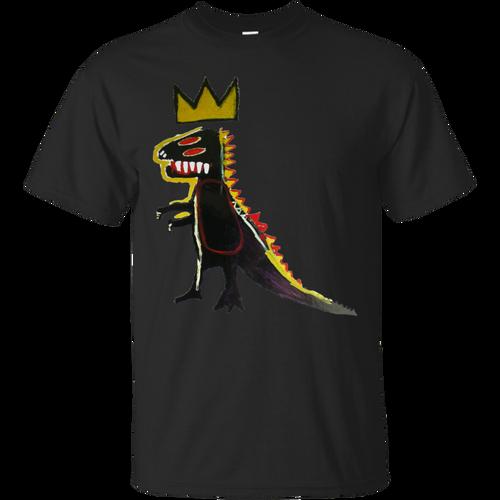 Jean-Michel Basquiat Dinosaur T-Shirt