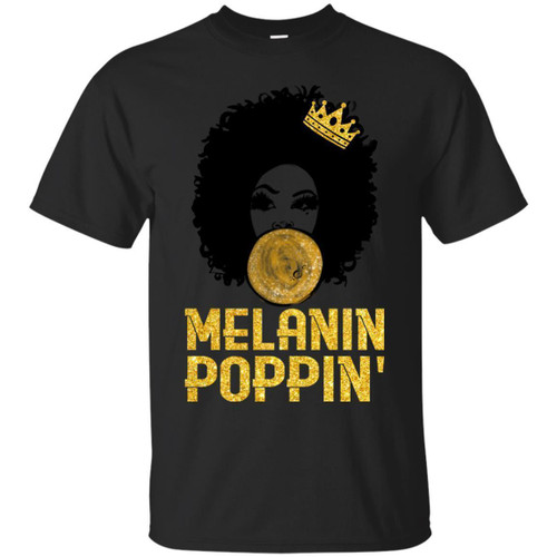 Melanin Popping T-shirts for Queens