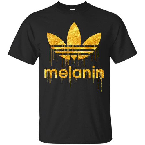 Melanin Funny T-shirts For Queens