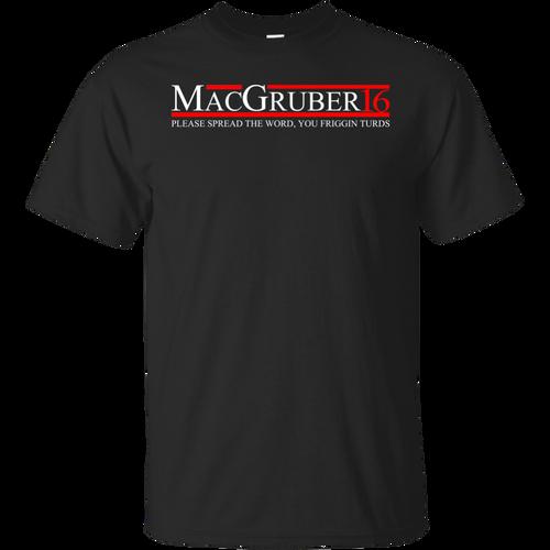 MacGruber 2016 Shirts/Hoodies/Tanks