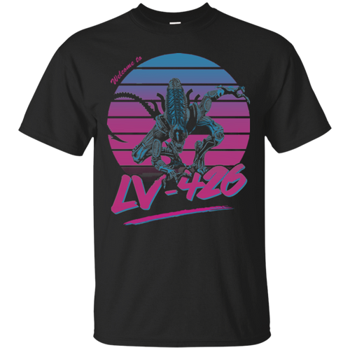 Welcome to Lv-426 T-Shirt