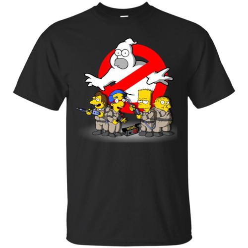 Simpson - Homerbusters T Shirt & Hoodie