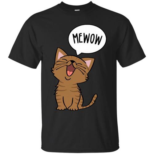 The Big Bang Theory - Mewow T Shirt & Hoodie