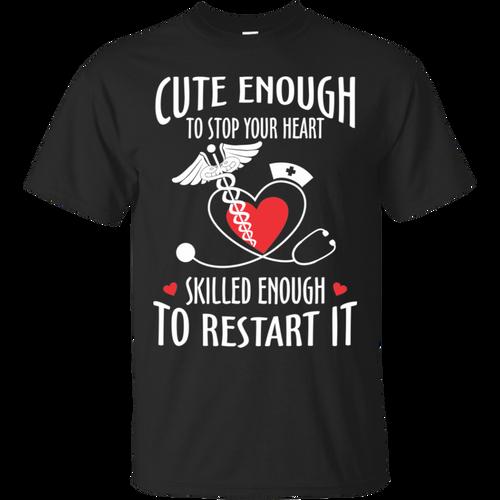 Nurse Shirt Nurse Gift Funny Nurse T-Shirt