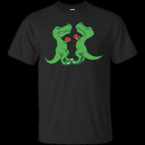 Boxing - TRex Boxing funny T Shirt & Hoodie