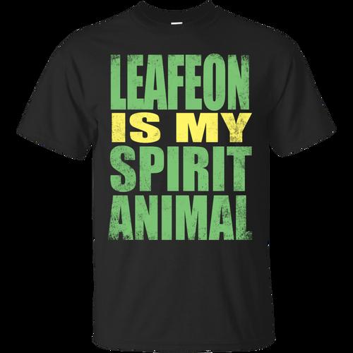Amiibo - Leafeon is my Spirit Animal T Shirt & Hoodie