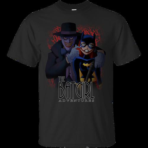 Batgirl Batman Joker Batman Animated Series Parody - Animated Series Batgirl Cover Variant41 Ver2 T Shirt & Hoodie