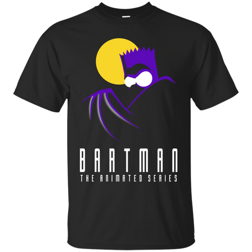 Batman - Bartman The Animated Series T Shirt & Hoodie