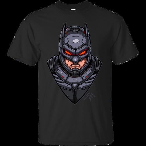 Batman The Animated Series - Armored Batman Earth 2 T Shirt & Hoodie