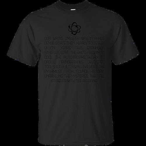 Big Bang Theory - Big Bang Theory T Shirt & Hoodie