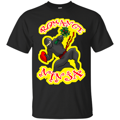 Big Bang Theory - Romance Ninja T Shirt & Hoodie