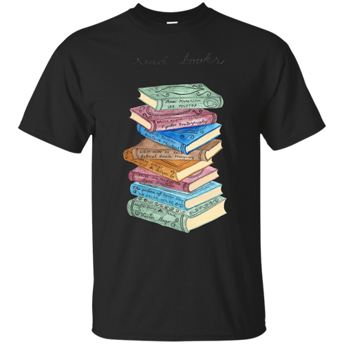 Books - Read books T Shirt & Hoodie