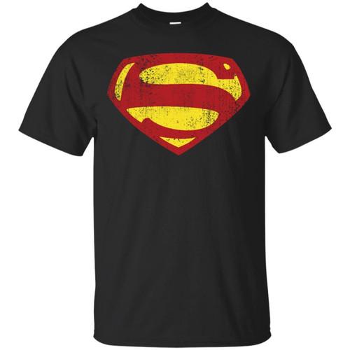 Superman - The Adventures Of Superman George Reeves Shield T Shirt & Hoodie