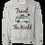 Travel The World - Volkswagen Beetle Bus T-shirt