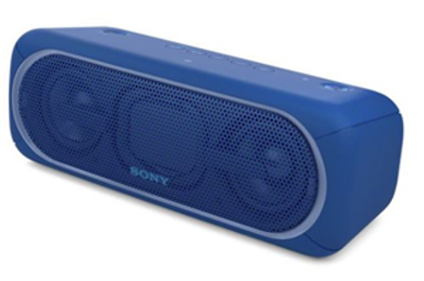 Sony SRSXB40L Portable Wireless Speaker Blue