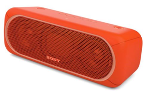 Sony SRSXB40R Portable Wireless Speaker Red