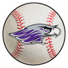 "27"" University of Wisconsin-Whitewater Baseball Style Round Mat"