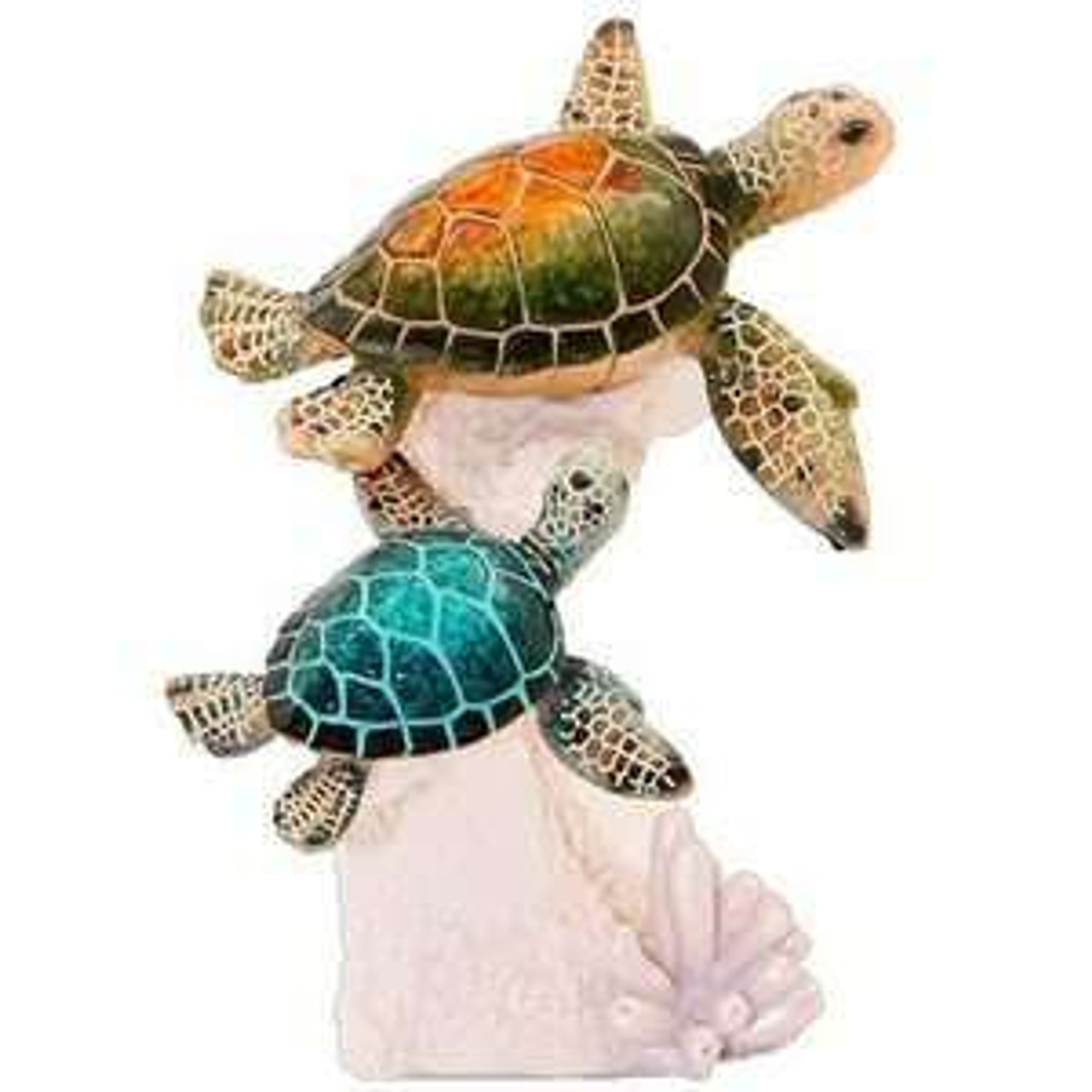 Turtle Statues