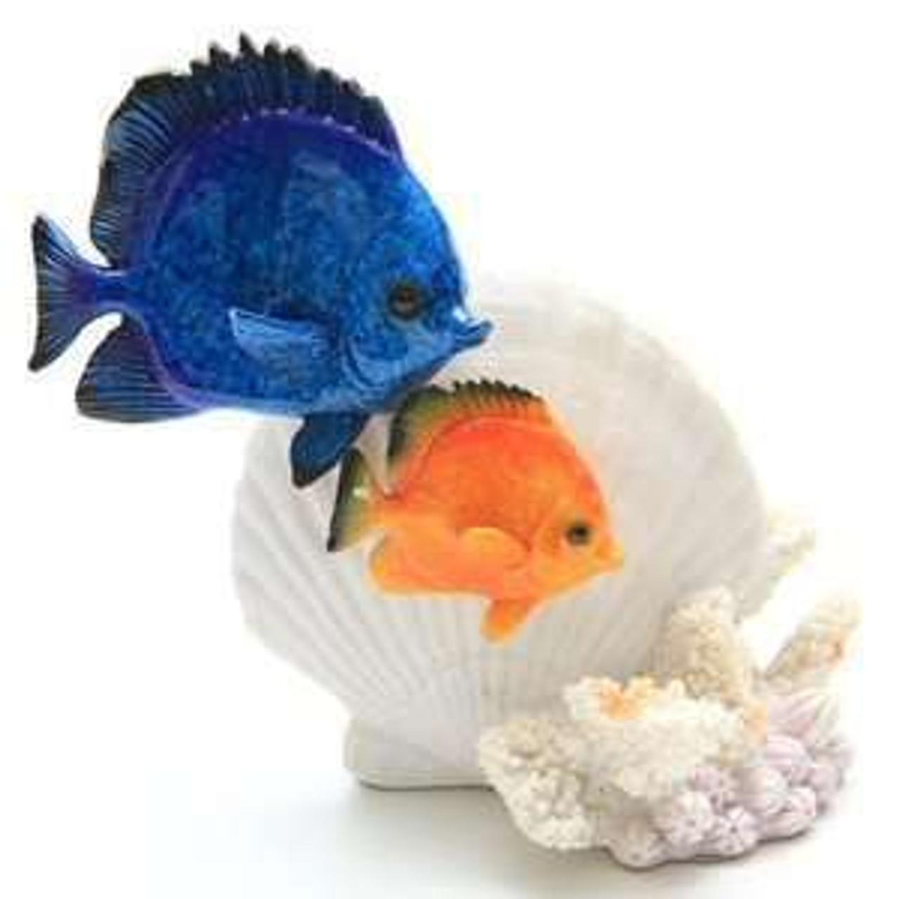 Fish Statues