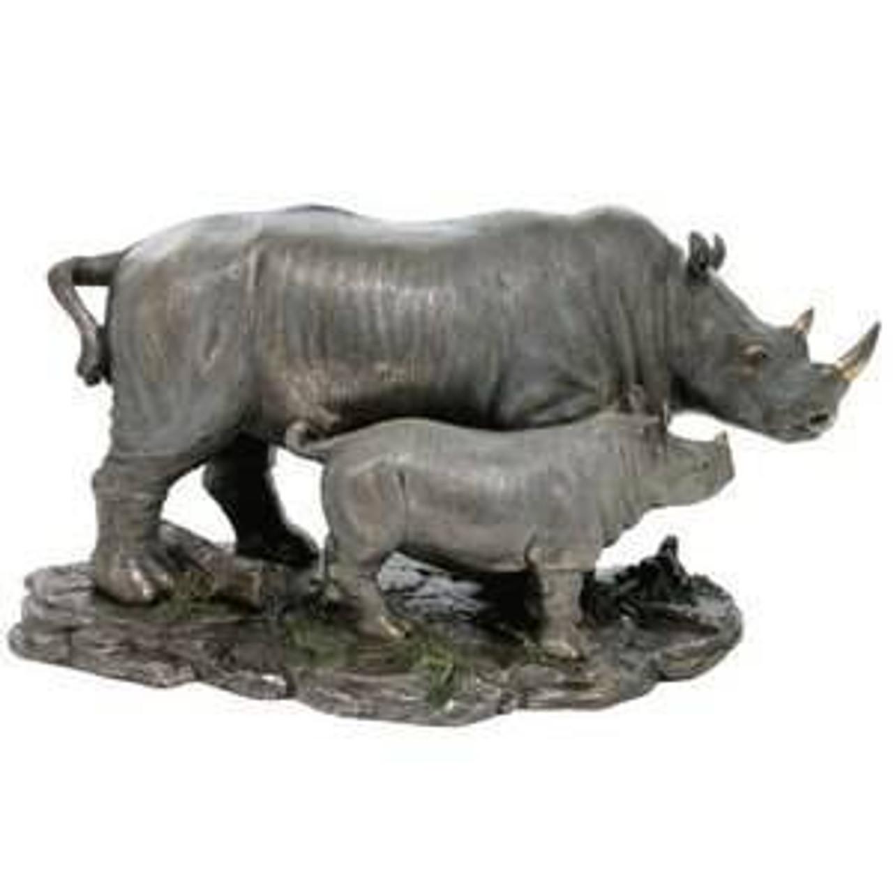 Rhino Sculptures