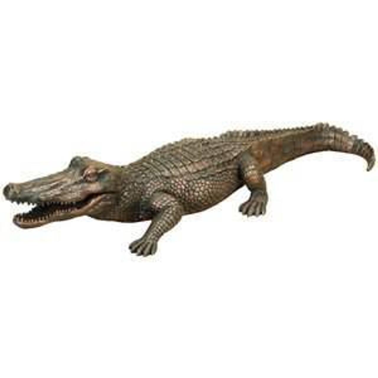 Alligator Statues