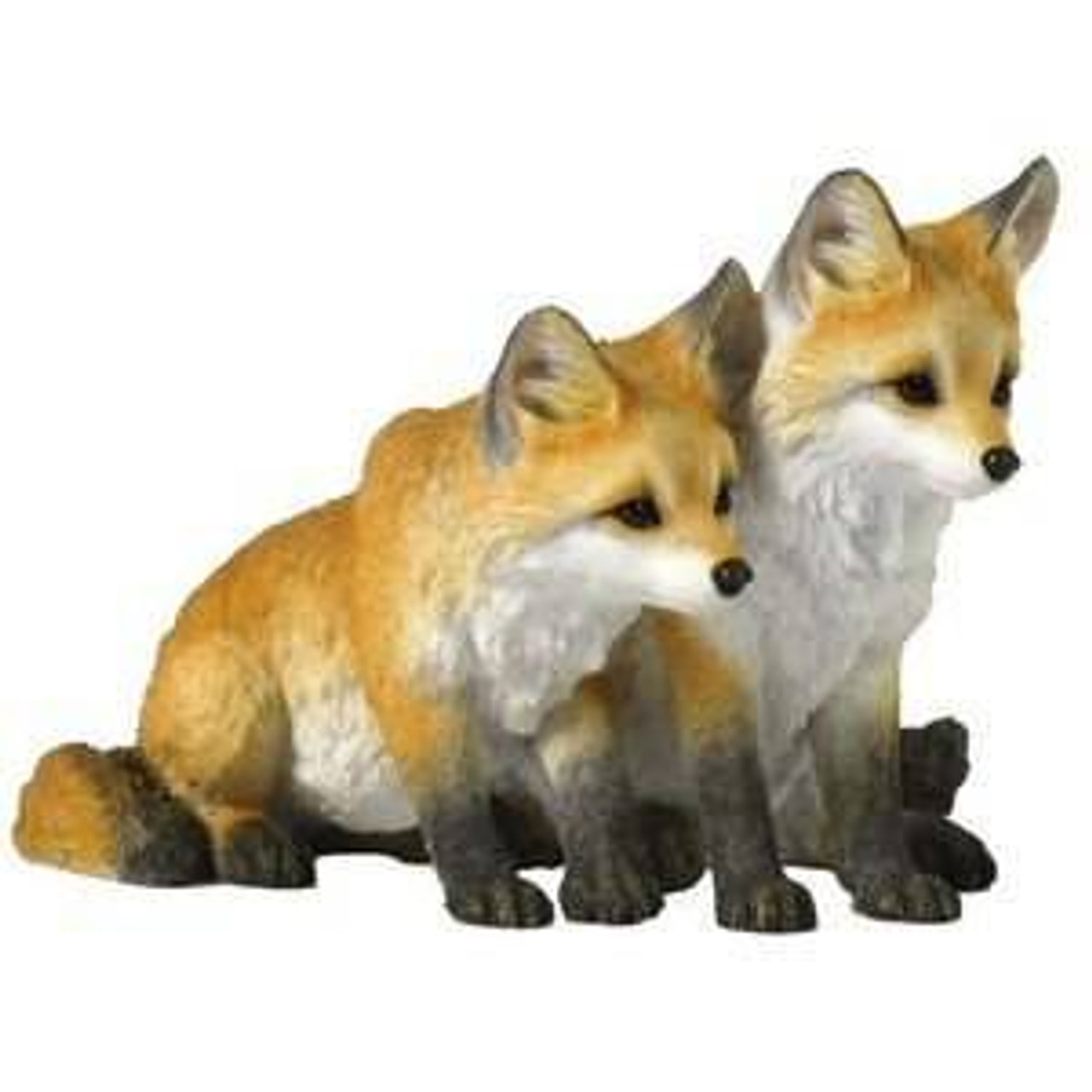 Fox Sculptures
