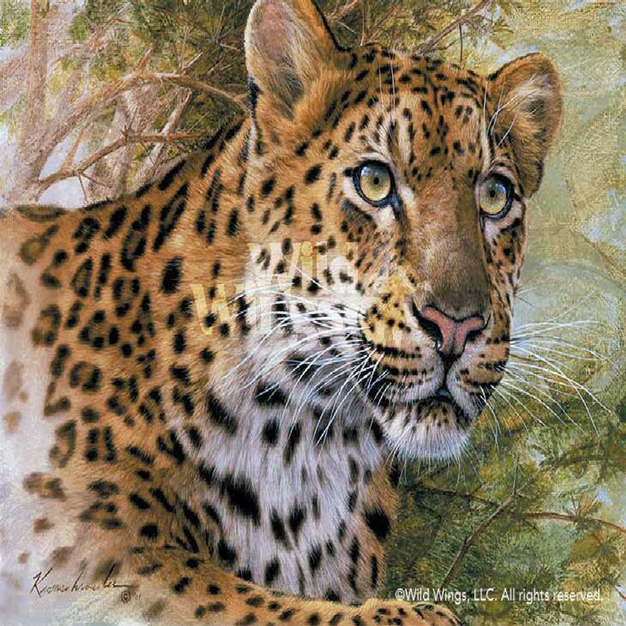 Safari Animals Art Prints