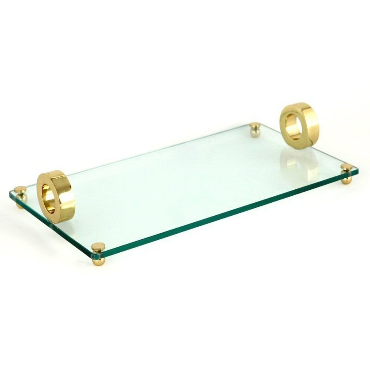 Glass Serving Trays