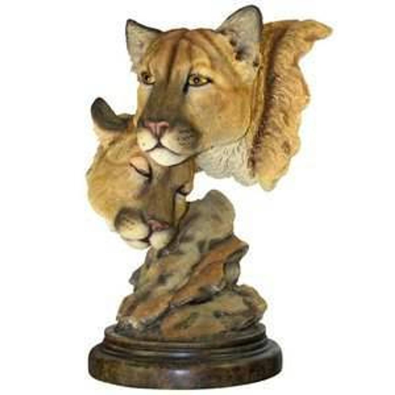 Cougar Sculptures
