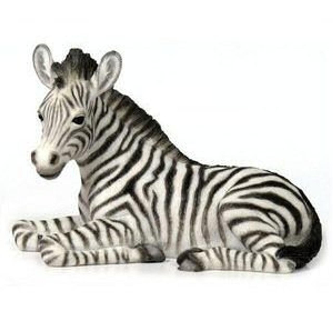 Zebra Sculptures