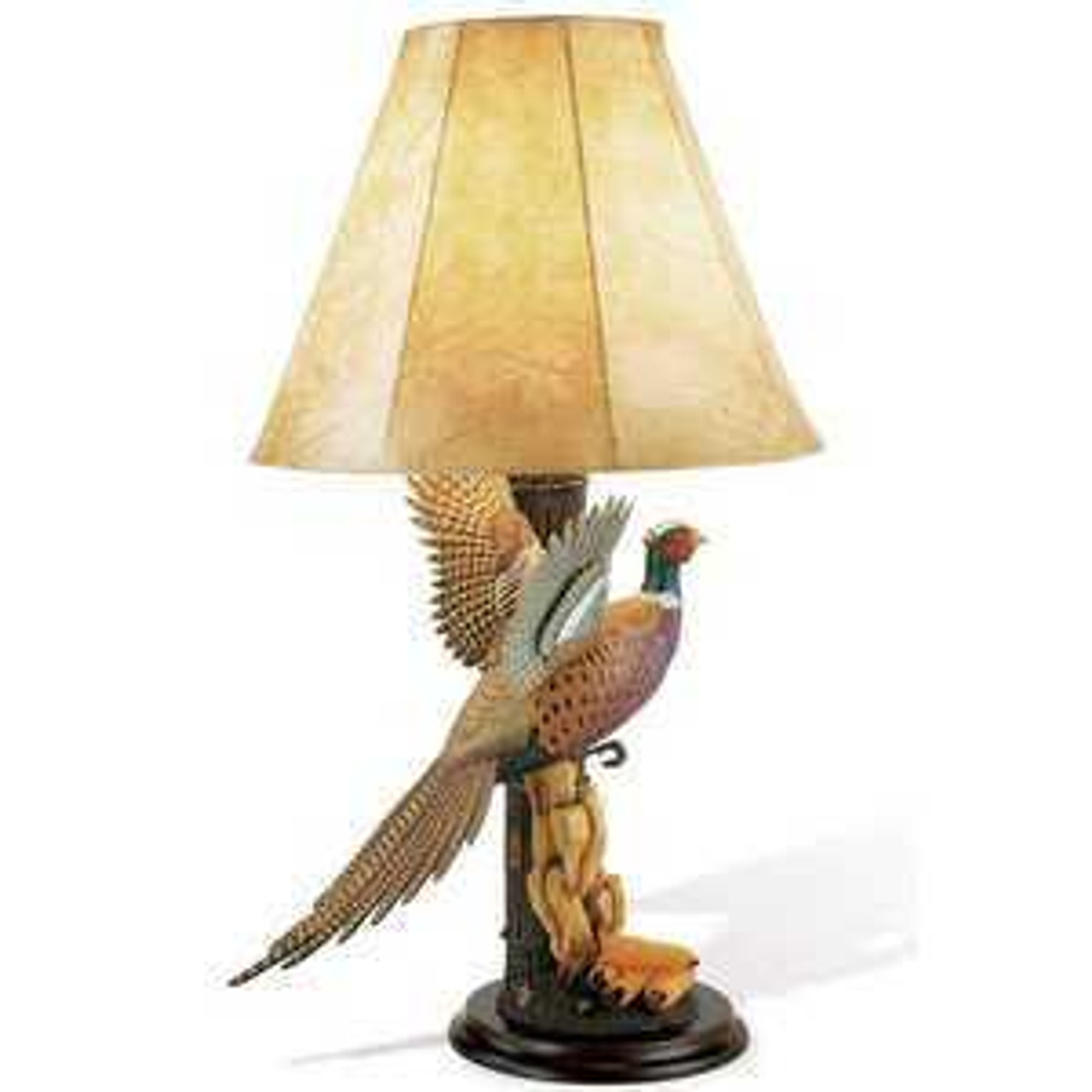 Wildlife Table Lamps