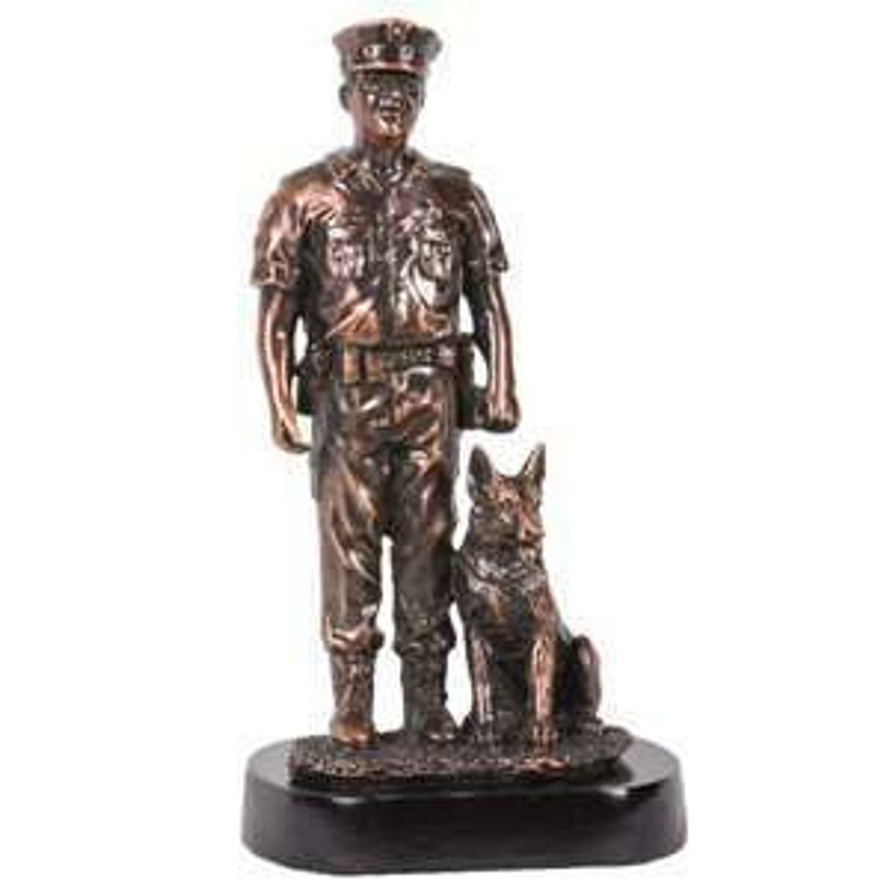 Policeman Statues