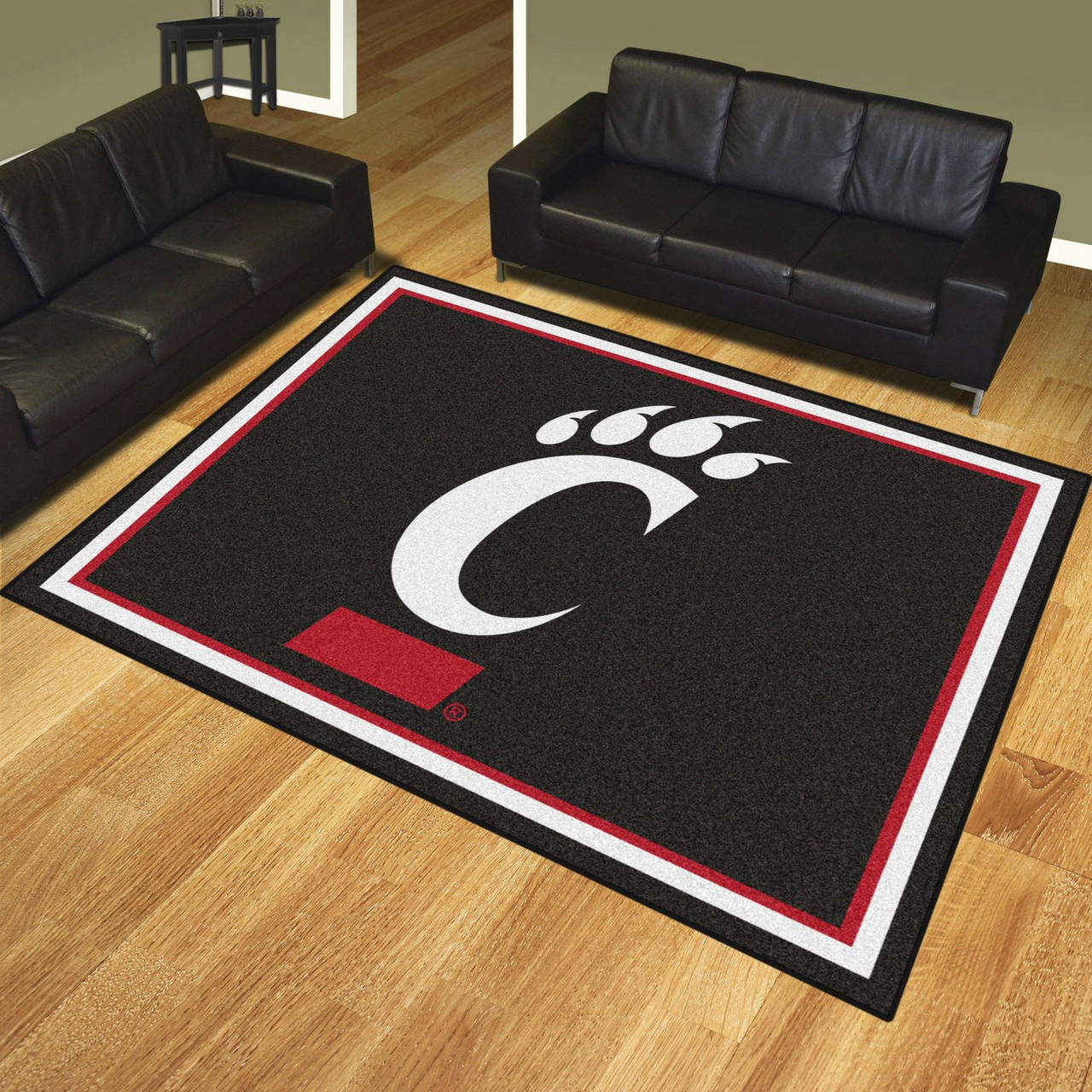 Fan Mats University of Cincinnati Heavy Duty Door Mat