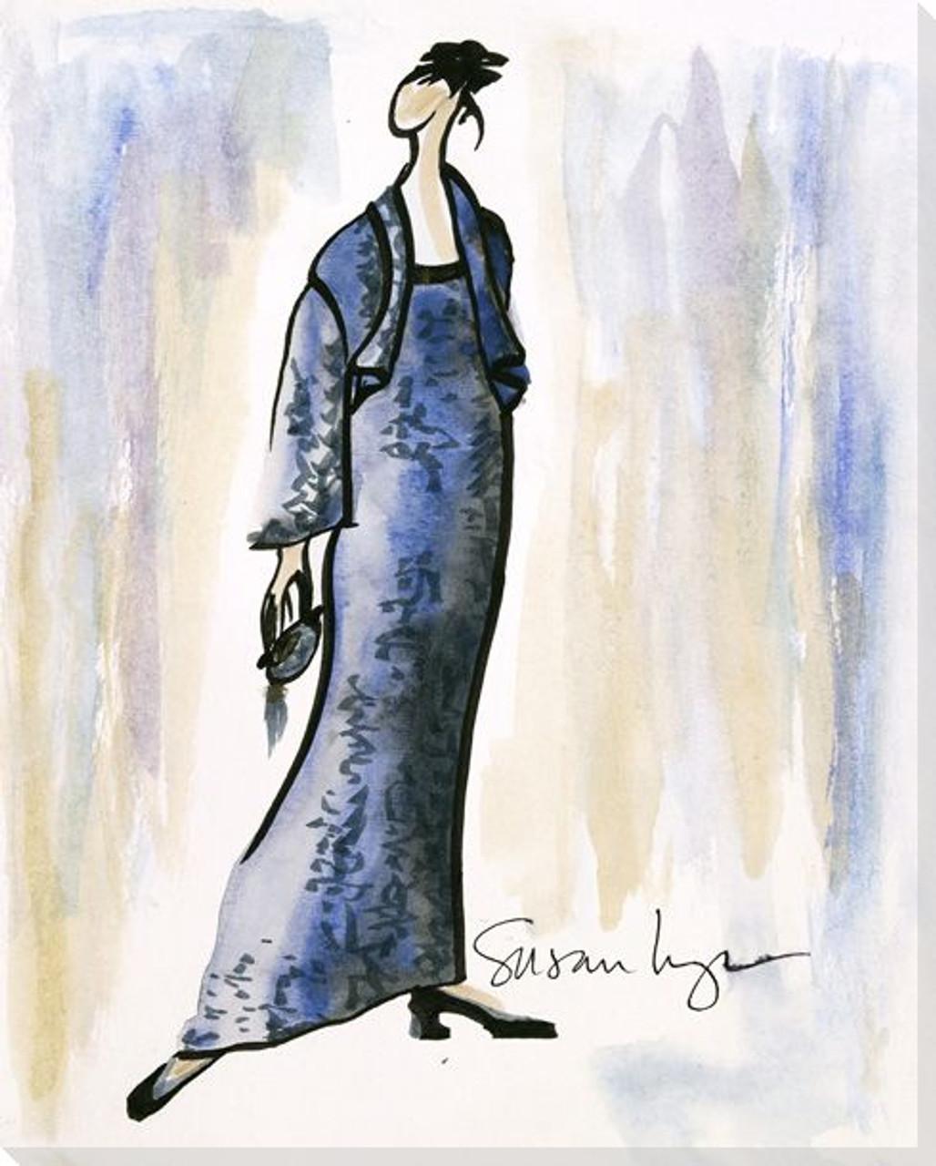 Tango 2 Fashion Wrapped Canvas Giclee Print Wall Art Wall Decor Artwork
