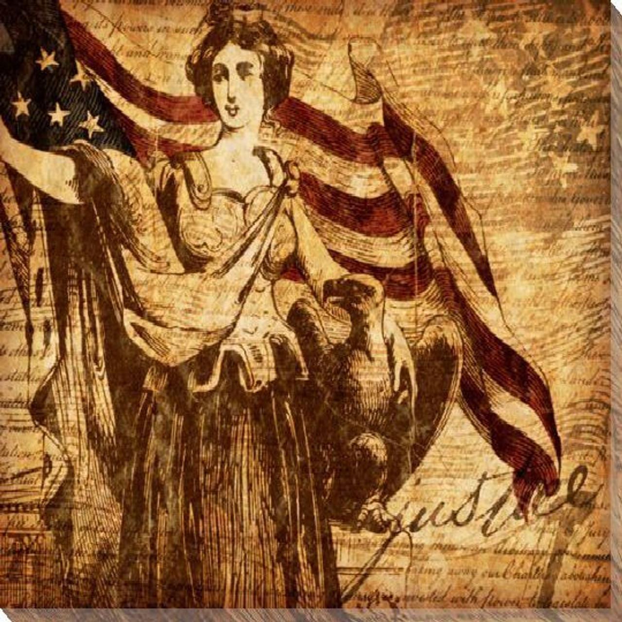 Patriotic Art Prints