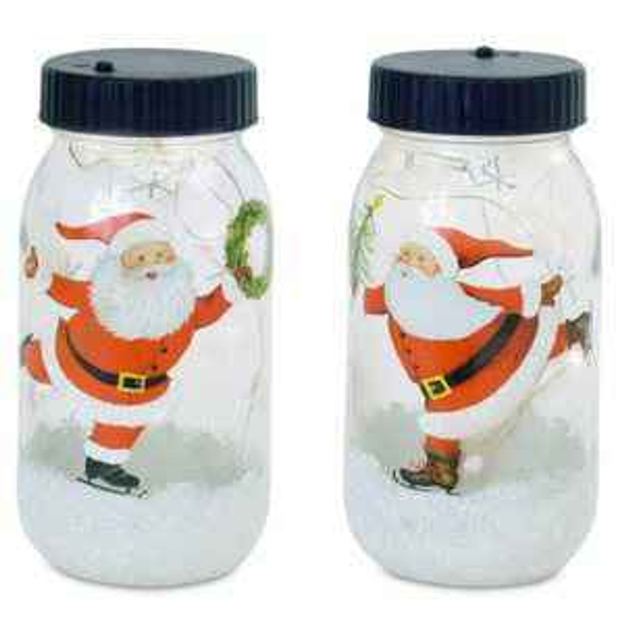 Christmas Jars & Canisters