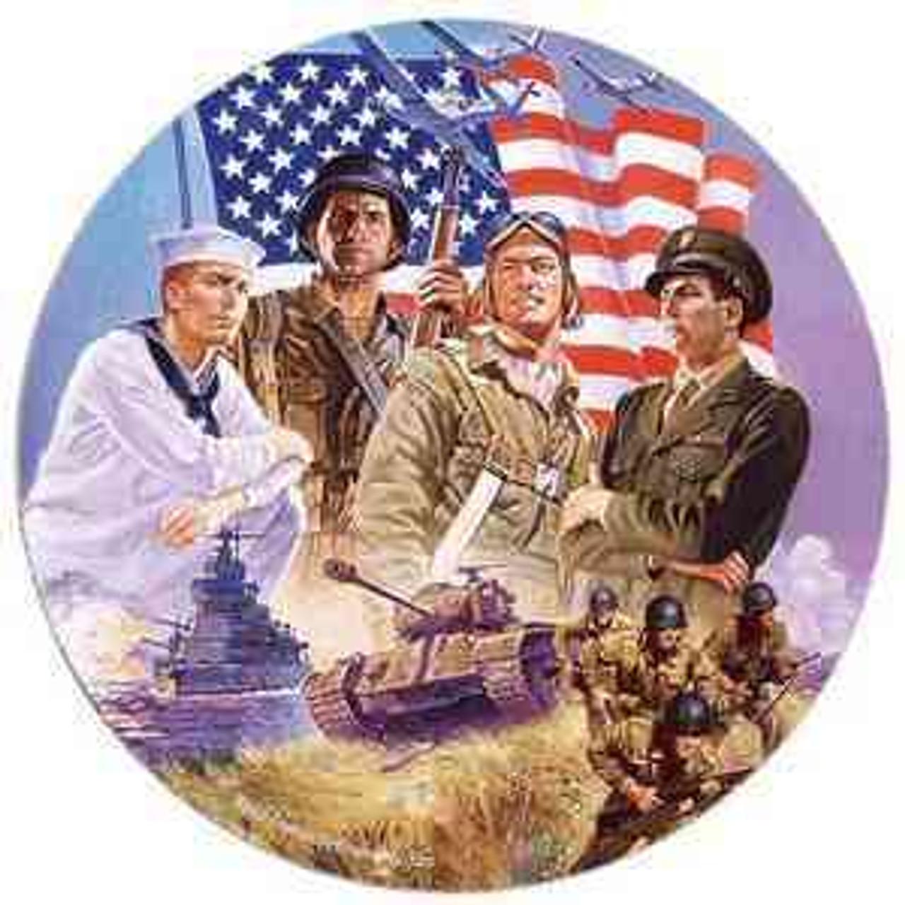 Military Coasters