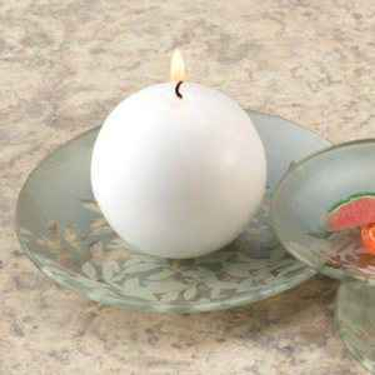 Candle Holder Plates