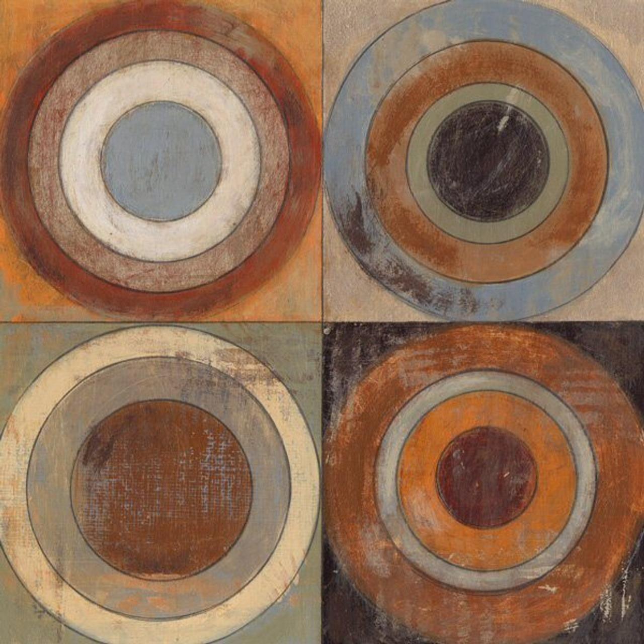 Circles Art Prints
