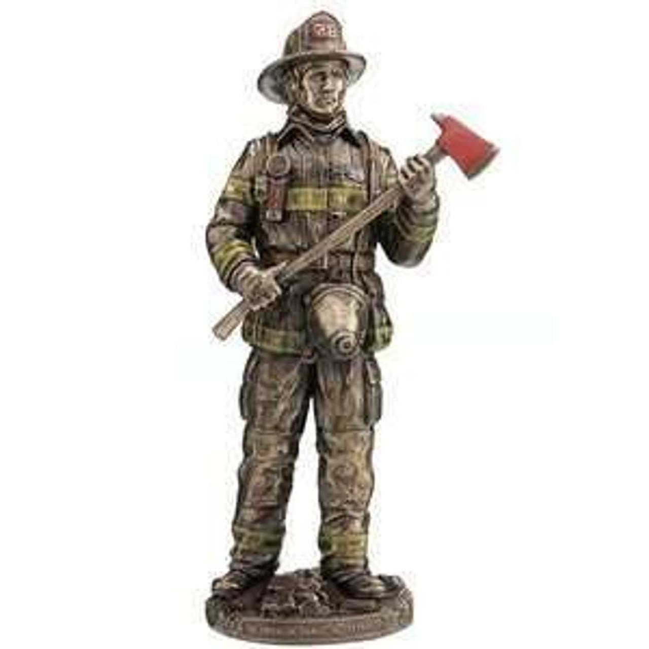 Fireman Statues