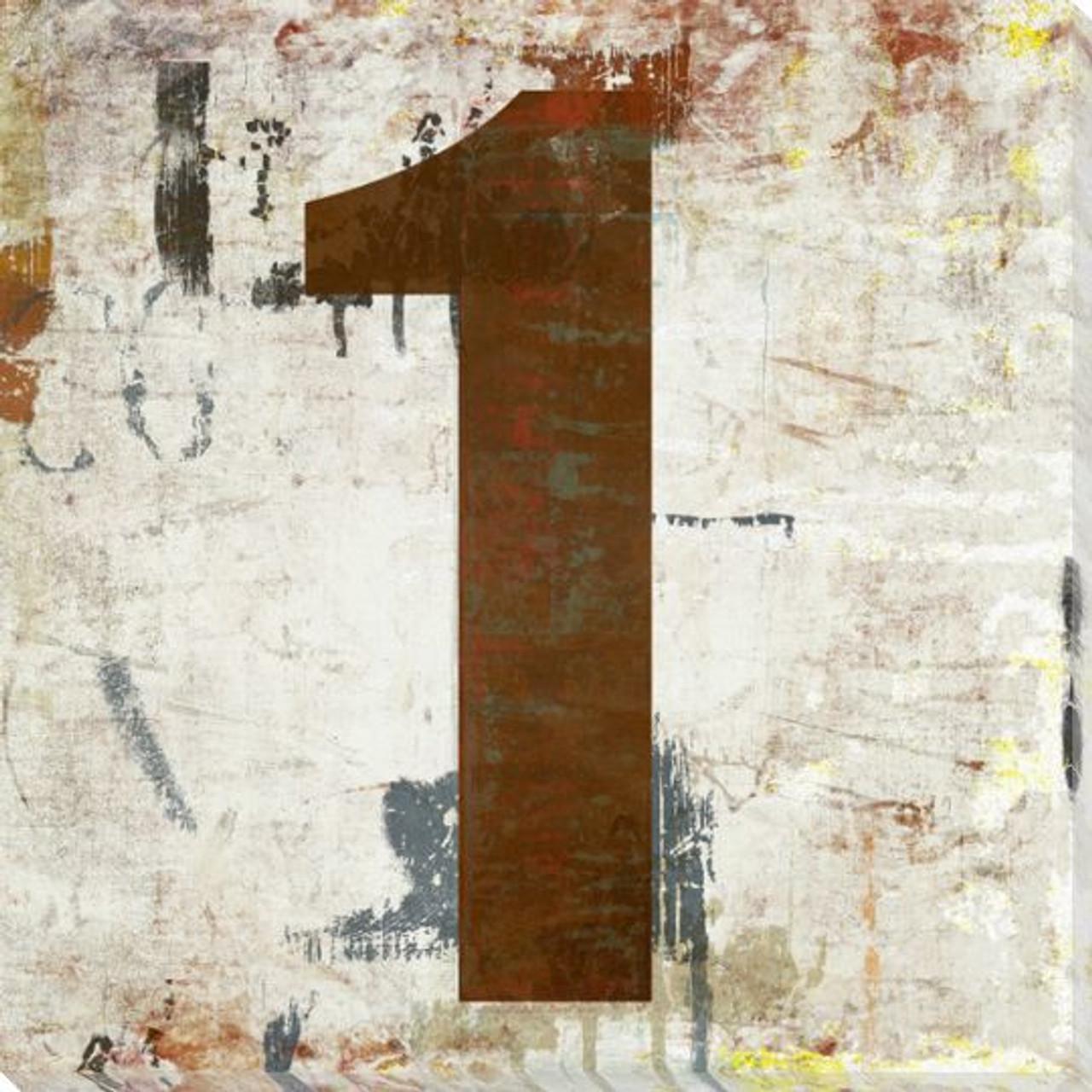 Numbers Art Prints