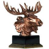 Moose Statues
