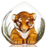 Mats Jonasson Crystal Safari Animals Sculptures